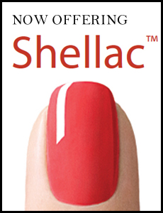 Shellac Nails Salon NYC